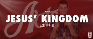 JESUS KINGDOM Sermon Page
